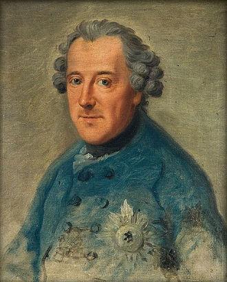 Johann Georg Ziesenis - Image: Friedrich II König von Preußen