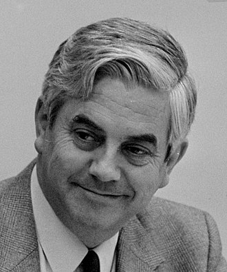 Frits Bolkestein - Bolkestein as member of the House of Representatives in 1984