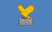 Flagge der Region Friaul-Julisch Venetien