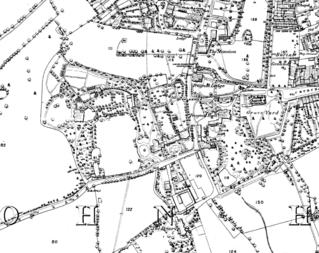 Frognal District in Hampstead, London