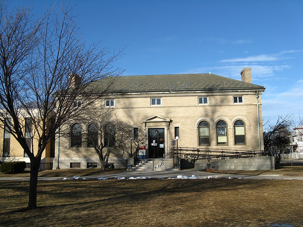 Frost Public Library, Winthrop MA