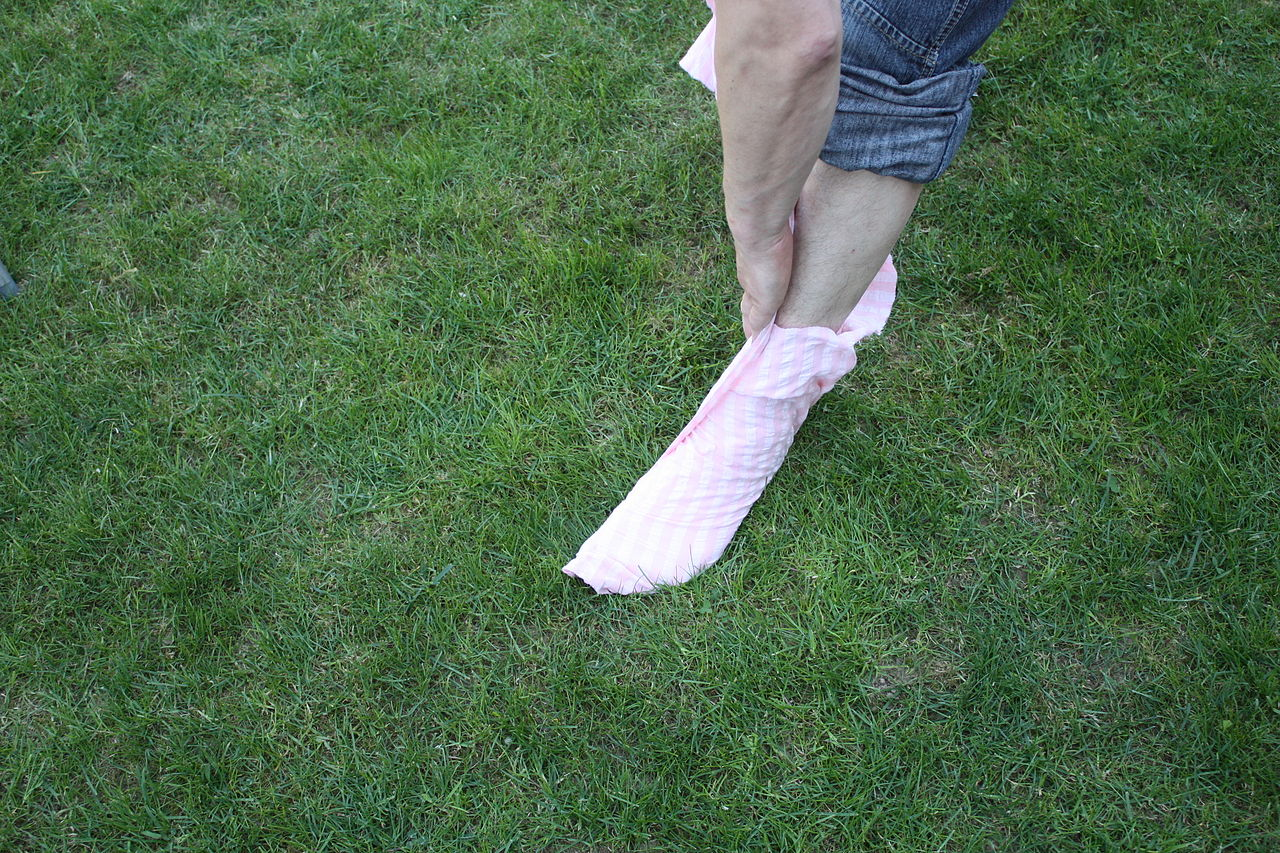 chausette foot