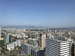 Fukuoka City from Fukuoka Tower 2