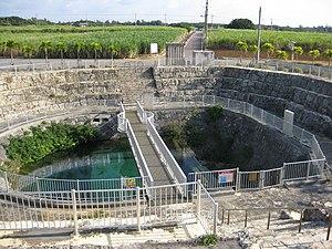地下ダム Wikipedia