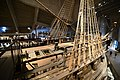 Fully intact 17th century ship that has ever been salvaged, the 64-gun warship Vasa (24489797029).jpg