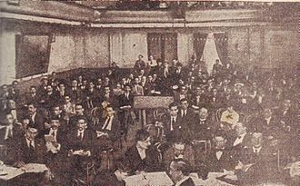 Communist Party of Argentina - Founding of PCA, 1918