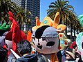 Fuwa at 2008 Olympic Torch Relay in SF 4.JPG