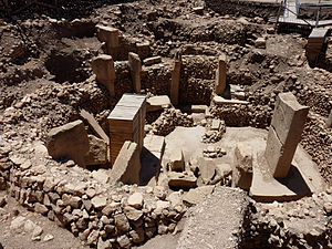 Prehistory of Anatolia - Göbekli Tepe site (1)