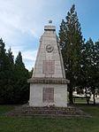 Gödöllő Urban Cemetery. Monument to Soviet heroes. - Hungary.JPG