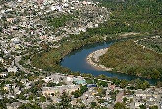 Silifke - Göksu river in Silifke