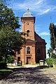 Główne wejsie do kościoła ewangelickiego w Rydzynie.jpg