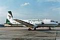 G-BEKG B.Ae (Avro) 748 Srs 2 Air Atlantique MAN OCT88 (13793584985).jpg