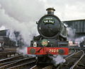 GWR 4073 7029 Clun Castle at Chester General.jpg