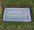 Gabby Hayes Grave.JPG