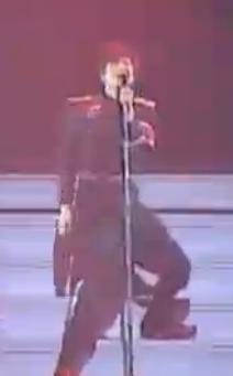 Gackt at Tokyo International Fourm Hall in 2009