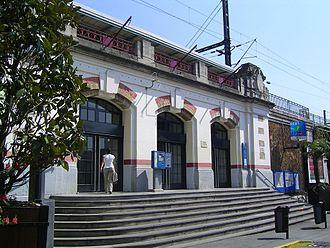 Gagny station - Image: Gagny Gare
