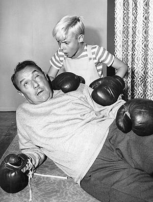 Dennis the Menace (1959 TV series) - Jay North as Dennis and Gale Gordon as John Wilson, 1962