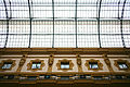 Galleria di Milano,dettagli interno, vetrata e decorazioni.jpg