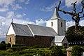 Gammelsogn, Denmark, Gammel Sogn kirke, Church 8430.jpg