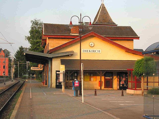 Gare de Diekirch
