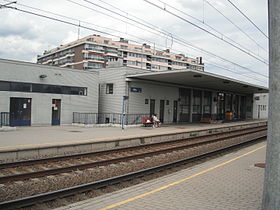 Image illustrative de l'article Gare d'Ans