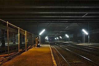 Boitsfort railway station railway station in Belgium