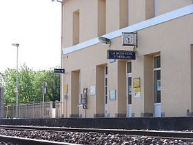 Image illustrative de l'article Gare de La Basse-Indre - Saint-Herblain
