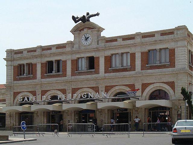 Estación de Perpiñán