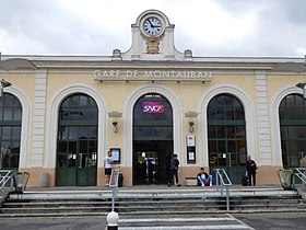 Image illustrative de l'article Gare de Montauban-Ville-Bourbon