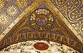 Garland mosaic - Palatine Chapel - Aachen - Germany 2017.jpg