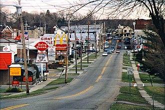Garrettsville, Ohio - Image: Garrettsville (3426686014)