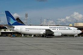 Garuda Indonesia Boeing 737-400 TTT-1.jpg