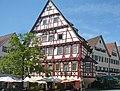 Gasthaus zur Krone Marktplatz Markgröningen.jpg