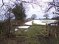 Gate near New Barn Farm - geograph.org.uk - 1711796.jpg