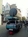 Gdańsk ulica Pocztowa (Mitsubishi L200 Radio Gdańsk).JPG