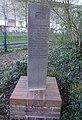 Gedenkstein jüdische Synagoge Düsseldorf-Gerresheim, 2019.jpg