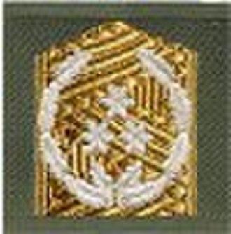 Ranks of the Austrian Bundesheer - Image: Gen Anzug 75 03 AT