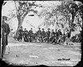 General Ambrose B. Burnside and Staff of Twenty... (3995293389).jpg