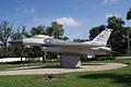 General Dynamics F-16A Fighting Falcon 81-0721 Block 15 LSide MacDill Air Park 24July2010 (14650535293).jpg