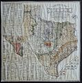 Geological Map of Texas, showing Approximate Locations and Drilling Wells, also Names of Companies Drilling, compiled by Standard Blue Print Map and Engineering Co., copyrighted May 1920 - DSC08721.jpg