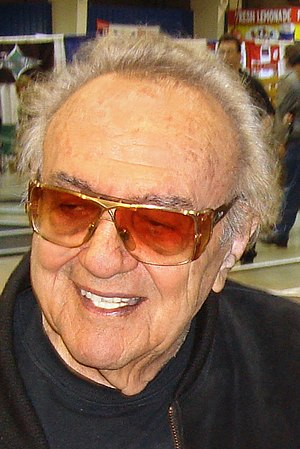 George Barris (auto customizer) - Barris in 2013