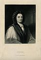 George Berkeley. Line engraving by W. Holl. Wellcome V0000474.jpg