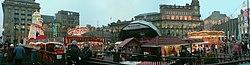 George Square, Glasgow, Christmas.JPG
