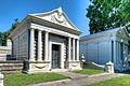 George W. Childs Mausoleum, Laurel Hill Cemetery.jpg