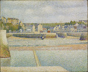 Port-en-Bessin: The Outer Harbor (Low Tide)