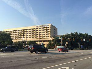 Medical District (Augusta, Georgia) - Augusta University Medical Center