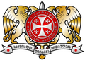 Georgian Defense Ministry emblem 2018.png