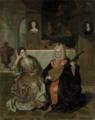 German School - Augustus William of Brunswick-Lüneburg and his wife Elisabeth Sophie.png