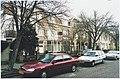 Gevelwand. Links vooraan Van der Meijstraat 14, hoek Lindenlaan. - RAA011004947 - RAA Elsinga.jpg