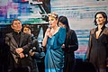 Ghost In The Shell World Premiere Red Carpet- Kitano Takeshi, Scarlett Johansson & Juliette Binoche (23552750408).jpg